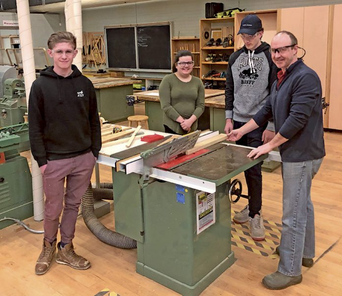 Table Saw Use